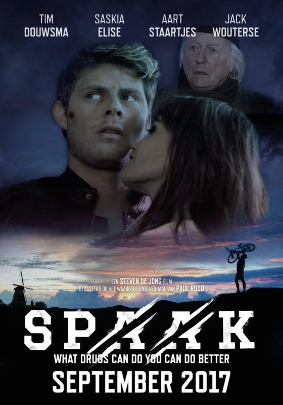 Spaak de film - Achter de schermen