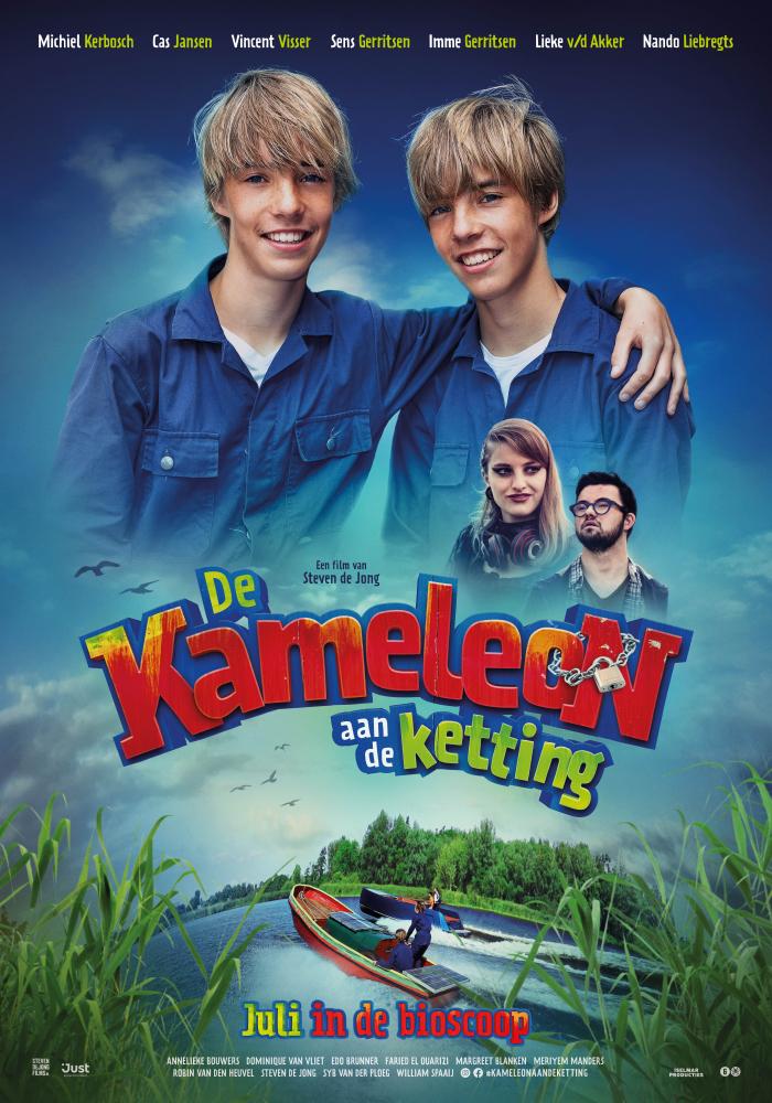 Kameleon aan de Ketting - Trailer (2021)
